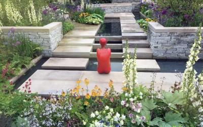 Jane McCorkell Bloom 2015 - sculpture back