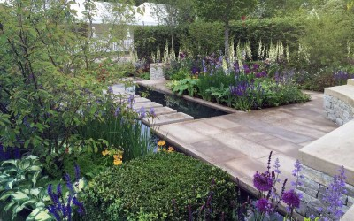 Jane McCorkell Bloom 2015 - sitting area and borders
