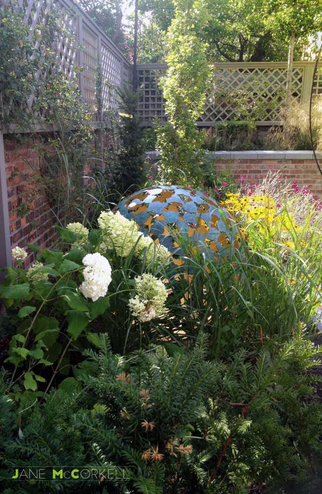 Jane McCorkell Dublin garden