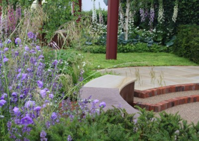 Bloom 2010 – Rain Garden
