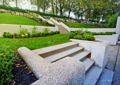 Private garden – Enniskillen