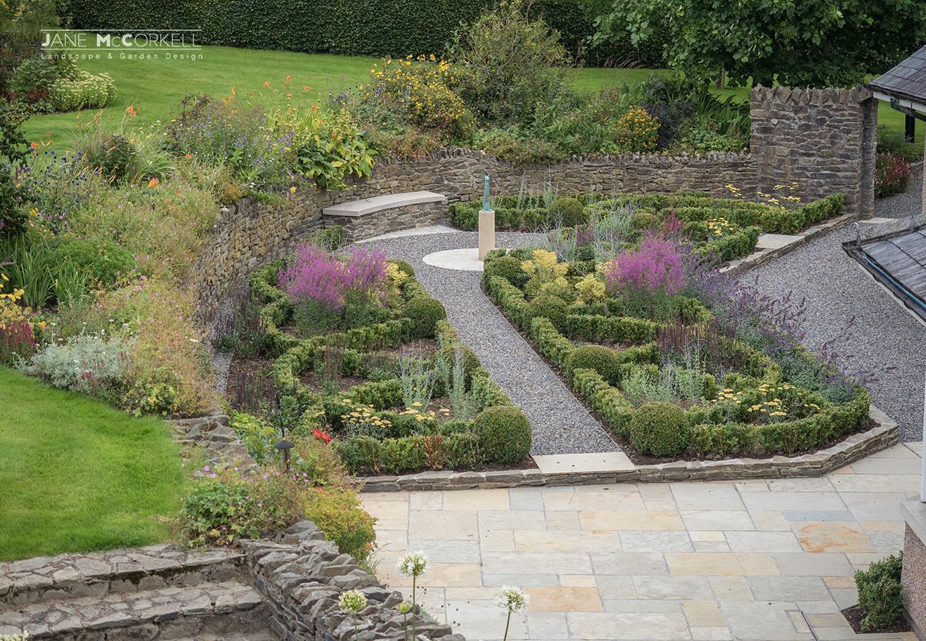 Kildare Garden Jane Mccorkell