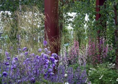 Jane McCorkell Rain Garden 2010