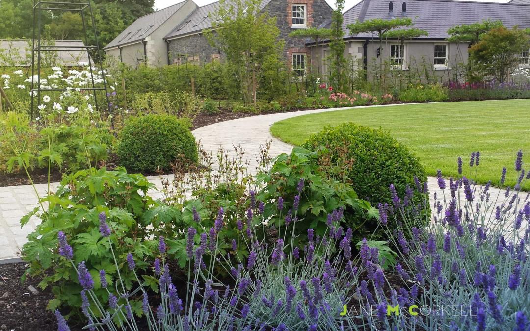 Private garden – County Down