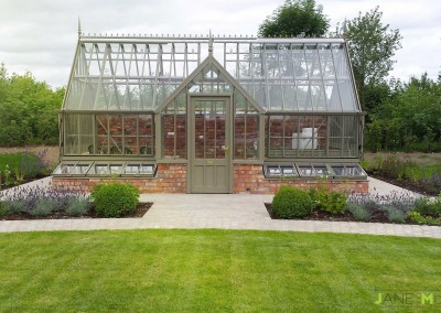 CountyDown glasshouse front