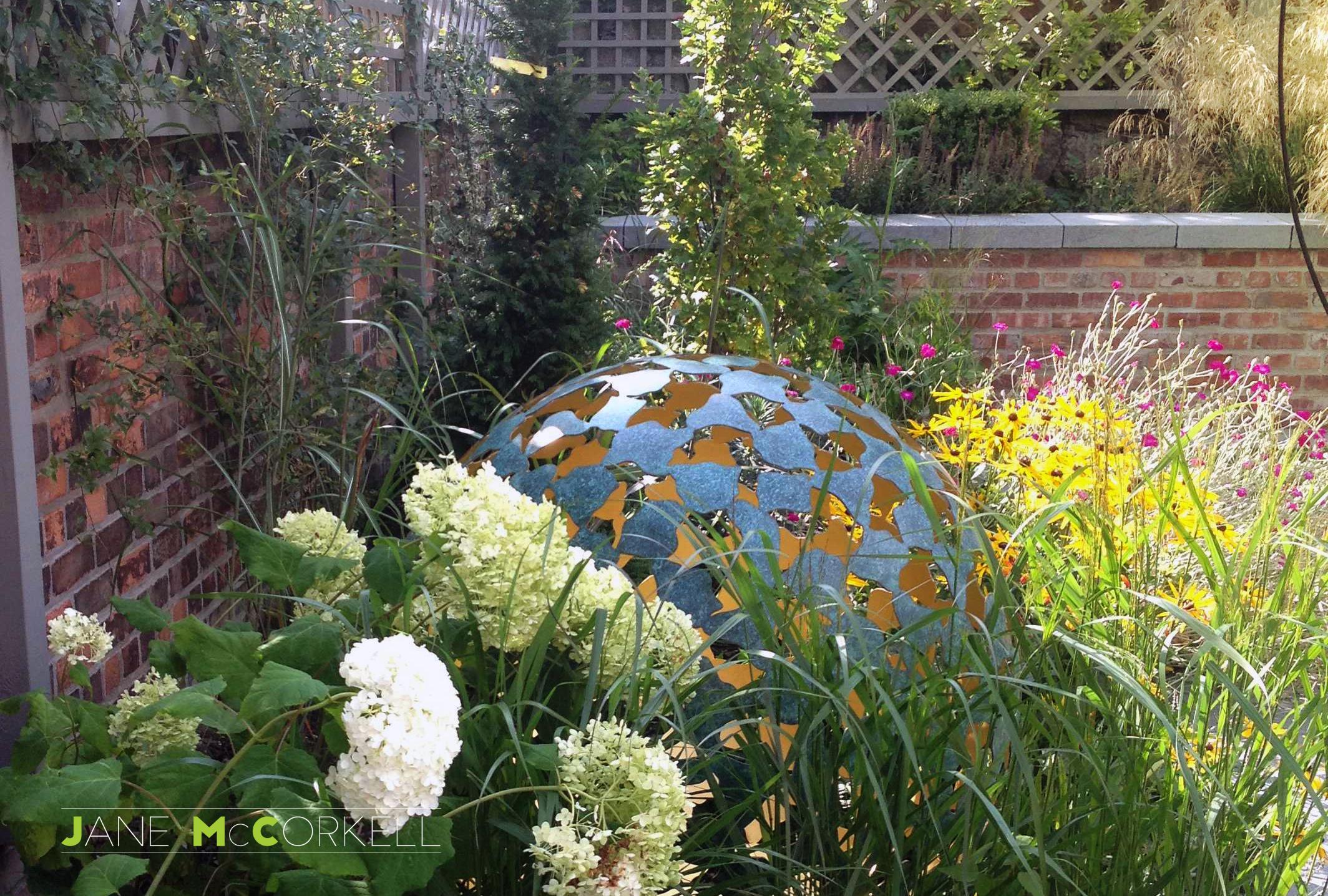 Private garden Dublin