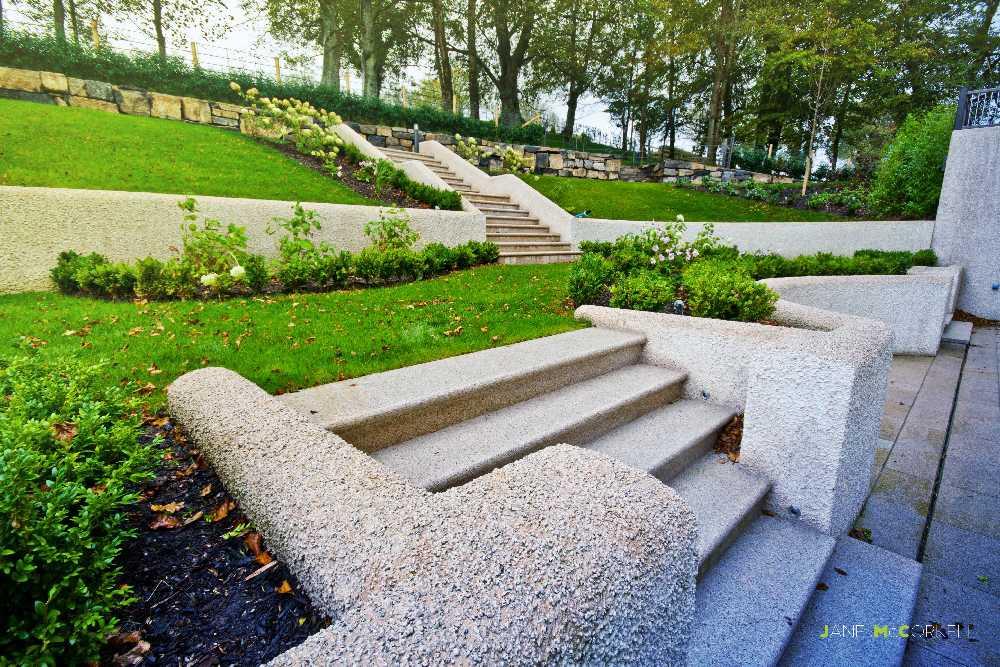 Private garden – Enniskillen