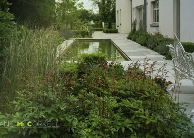 Private garden in Tipperary